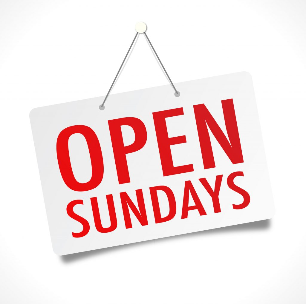 clinic now open on sundays