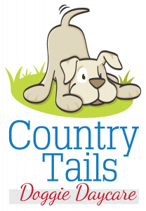 Country Tails Doggie Daycare logo